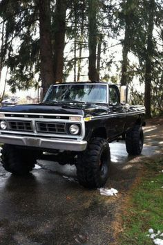 I will have this truck before I die. I will make it look amazing. Great project to do with my dad!