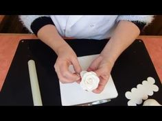 How to properly use FMM's Easiest Rose Cutter Ever! - YouTube