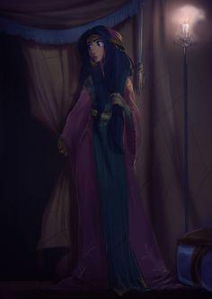 by Eslam AboShady on ArtStation.