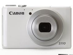 My favourite little Point-and-shoot has just received an update: Canon Powershot S110