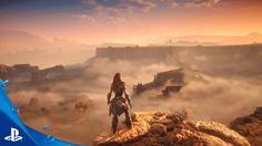 Horizon Zero Dawn - E3 2016 Gameplay Video | Only on PS4 - YouTube