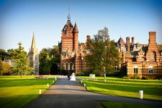 The Elvetham in Hampshire is a magnificent mansion wedding venue set in 35 acres of gardens and grounds | www.nash.net