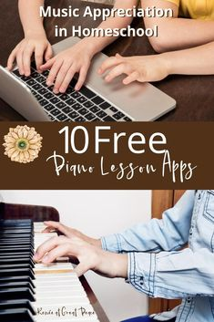 Blues Piano Lessons These 10 free piano lesson apps allow kids to explore learning to play piano without you having to break the bank. Here are easy ways you can teach Music Appreciation in Homeschool with 10 Free Piano Lessons Apps Learning Apps, Kids Learning, Learning Activities, Free Piano Lessons, Piano Teaching, Learning Piano, How To Memorize Things, Appreciation, Peace