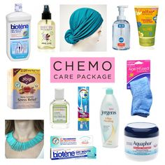 Advice On How To Put Together A Chemo Care Package My Mom Is Starting For Breast Cancer This Week 3 BreastCancerCare