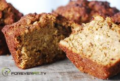 Fast Paleo » Avocado and banana Muffins - Paleo Recipe Sharing Site