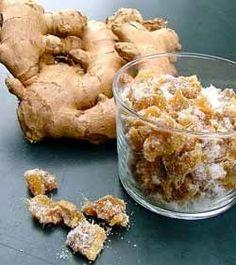 Цукаты из имбиря – универсальная «таблетка» от простуды | Блог Ирины Зайцевой