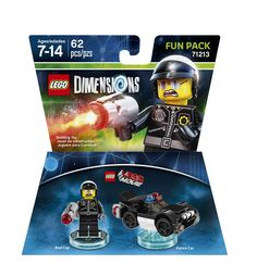 LEGO Dimensions - LEGO Movie Ver