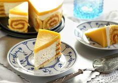 Juditka konyhája: ~ BARACKZSELÉS TÚRÓS CHARLOTTE TORTA ~ Holiday Treats, French Toast, Cheesecake, Dairy, Pudding, Breakfast, Desserts, Food, Cukor