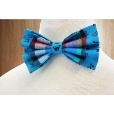 Checkered & Printed Butterfly Bow - Accessories for boys   http://www.brownbows.com/accessories