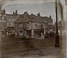 London,The Vine Tavern, Mile End