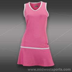 Cute dress to wear to Pink Ribbons of Hope.