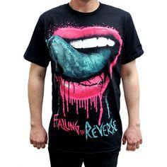 Falling In Reverse - Lips Tee