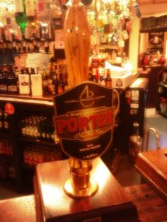Pint of Andwell Brewery Porter at the Mason Arms Teddington #Beer #Ale #PerfectPint