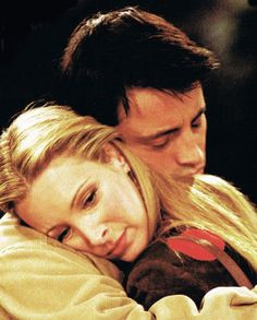 Joey and Phoebe  #Friends