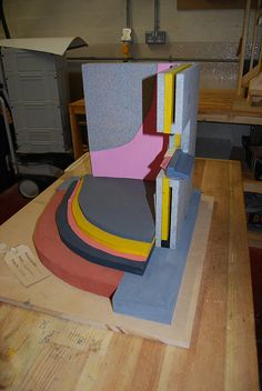 Chanel College | Construction Studies Project Ideas, Projects, Model Homes, Construction, Woodworking, Chanel, College, Study, Houses