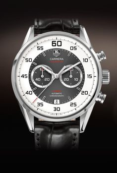 Tag Heuer Carrera Calibre 36 flyback chronograph