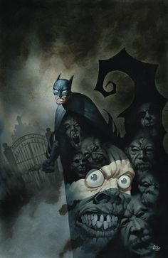 BATMAN: ARKHAM ASYLUM – LIVING HELL DELUXE EDITION HC Written by DAN SLOTT Art by RYAN SOOK, WADE VON GRAWBADGER and JIM ROYAL Cover by RYAN...