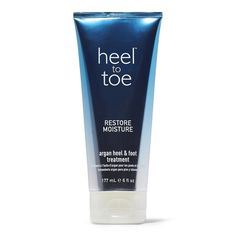 Heel To Toe Argan Heel and Foot Treatment blends natural Argan oil to help repair dry skin and prevent further dryness. Mani Pedi, Manicure And Pedicure, Cetaphil, Natural Honey, Sally Beauty, Argan Oil, Dry Skin, Skin Care Tips