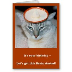 >>>Are you looking for          	Siamese Cat Sombrero Fiesta Happy Birthday Card           	Siamese Cat Sombrero Fiesta Happy Birthday Card today price drop and special promotion. Get The best buyShopping          	Siamese Cat Sombrero Fiesta Happy Birthday Card Here a great deal...Cleck link More >>> http://www.zazzle.com/siamese_cat_sombrero_fiesta_happy_birthday_card-137755516129287776?rf=238627982471231924&zbar=1&tc=terrest