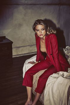 martha hunt by guy aroch for so it goes fall / winter 2015 | visual optimism; fashion editorials, shows, campaigns & more!