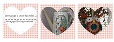 decoupage i inne dziwadła ...: Bombki szydełkowe ze schematami cz.2 Deco, Crochet, Christmas Ornaments, Xmas, Manualidades, Noel, Tutorials, Decor, Ganchillo