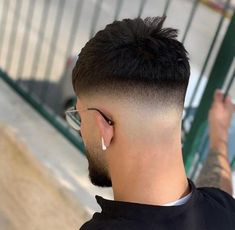 40 Most Popular Haircuts for Men for 2020 Page 2 of 41 Lead Hairstyles 40 Low Skin Fade Haircut, Short Fade Haircut, Taper Fade Haircut, Short Hair Cuts, Short Hair Styles, Mens Hairstyles Fade, Cool Hairstyles For Men, Haircuts For Men, Popular Haircuts