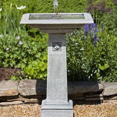 Hendrick Fountain