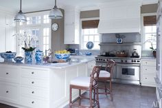 Alex Papachristidis Designs an Eclectic Vacation Home in the Hamptons : Architectural Digest