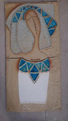 Kachle – zuzana-strakova – album na Rajčeti Sculptures, Clay Art, Ceramics, Art Girl, Glass Ceramic, Projects To Try, Art, Pottery Art, Pottery Classes