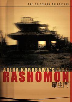 Rashomon (1950)     Akira Kurosawa