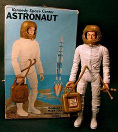 Kennedy Space Center Astronaut