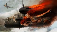 Image result for WWII art