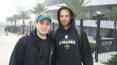 Jacksonville Jaguars P #19 Bryan Anger (November 2012 at Everbank Field in Jacksonville, FL)