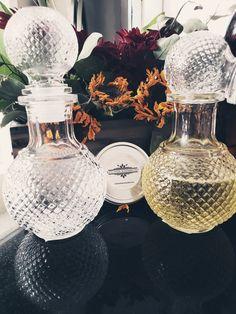 Krystal Divine Oil Limited Edition Crystal Decanter, Crown Chakra, The Crown, Krystal, Essential Oils, Essentials, Crystal, Essential Oil Uses, Essential Oil Blends