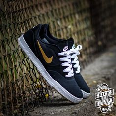 Nike SB P-Rod 9 CS - Black / Metallic Gold
