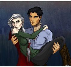 Manon and Dorian