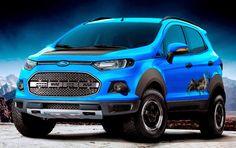 BmotorWeb: Ford mostra conceitos do Ecosport Storm, Beast e B...