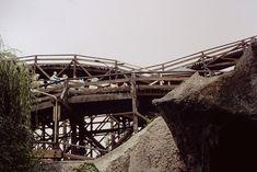 Budapest, Hungary, Utility Pole, Amusement Parks, Retro, Retro Illustration