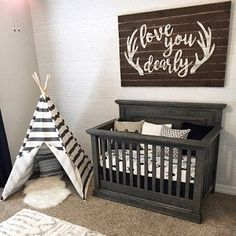 Get your own signature look and style for your space with Tracey's Fancy unique, custom, hand-painted Art, Signs & Furniture room Nursery Themes, Nursery Room, Girl Nursery, Nursery Decor, Nursery Ideas, Room Ideas, Deer Nursery, Bedroom Kids, Room Themes