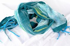 Hey, I found this really awesome Etsy listing at https://www.etsy.com/listing/184410925/marine-chiffon-silk-shawl-wrap-nuno