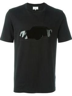car print T-shirt