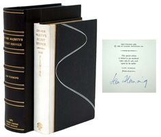 On Her Majesty's Secret Service Signed First Edition