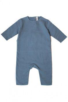 Gray Label Babysuit Denim