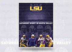 A personal all-time favorite (the cover, not LSU)!