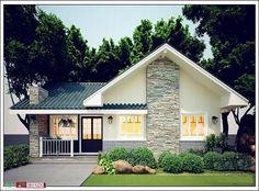 Kiến trúc nhà vườn cấp 4 đẹp vùng nông thôn - Hiện đại và Truyền thống