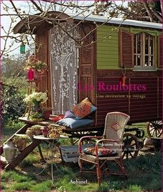 Gypsy decorating | bohemian, caravan, colourful, decor, gypsy, outdoors - inspiring ...