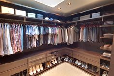 14 Walk In Closet Designs For Luxury Homes The best of luxury closet design in a selection curated b
