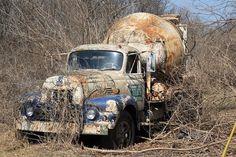 International Harvester Cement Truck