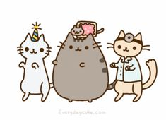 pusheen cat gif | ... dancing-with-Pusheen-the-Cat-nyan-cat-25051166-400-289_zps241f7426.gif