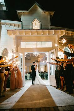 A Glamorous Fall Wedding at the Tybee Island Chapel in Tybee Island, GA - The Celebration Society